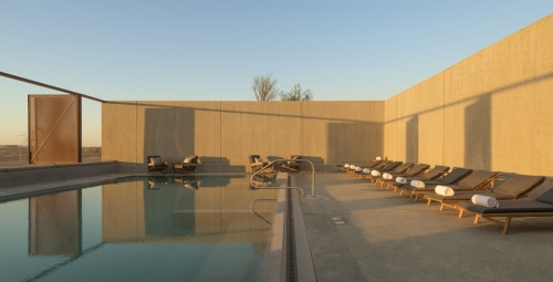 Al Faya Lodge