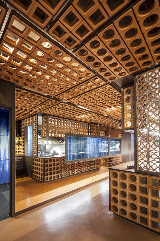 Disfrutar restaurant   attitude interior design magazine