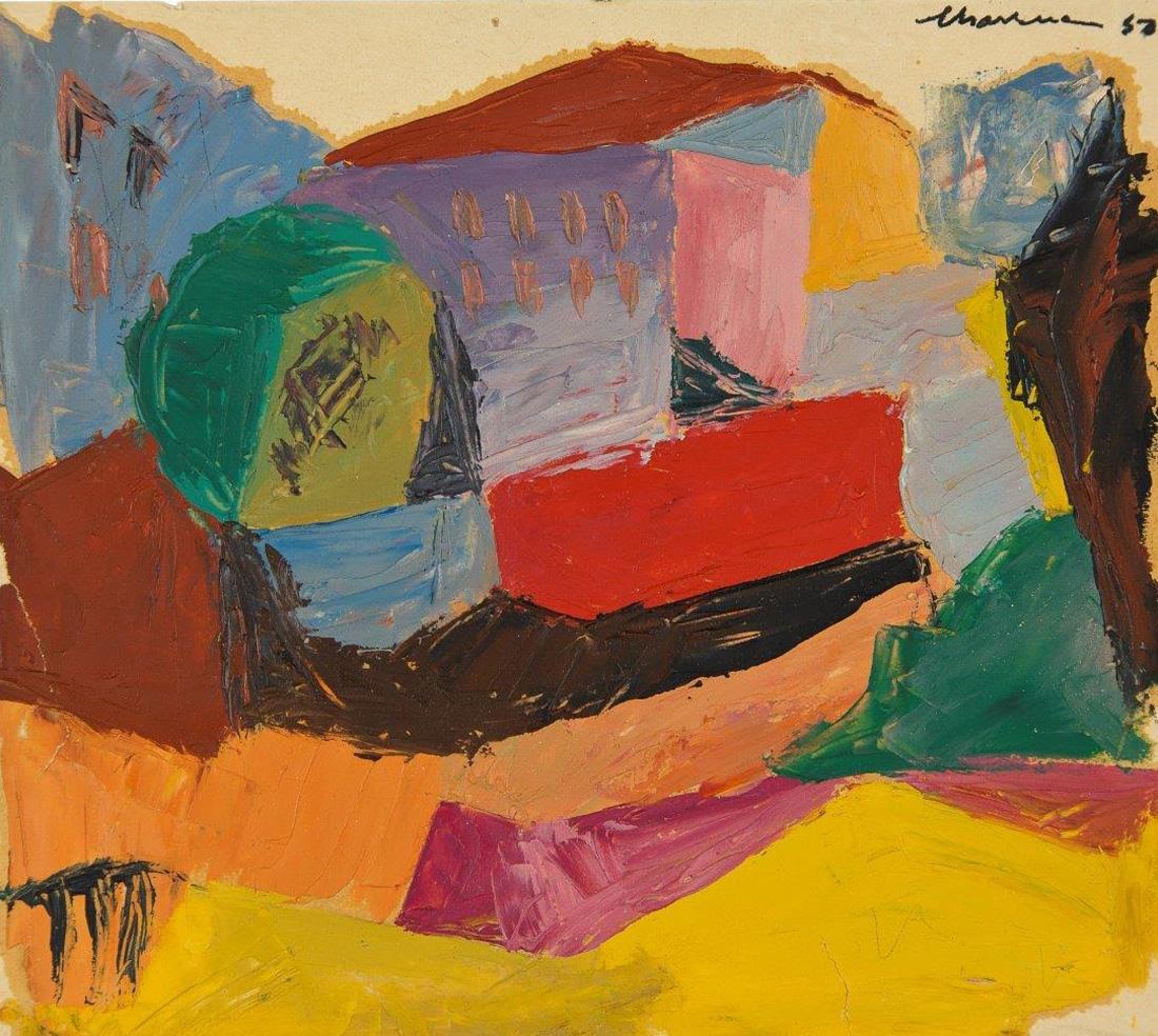 António Charrua's work at São Mamede Gallery, in Lisbon - Attitude