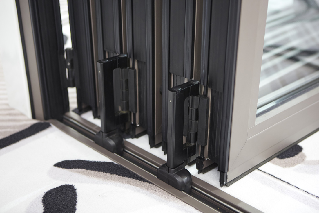 Ambial The New Folding Door Multispace By Technal