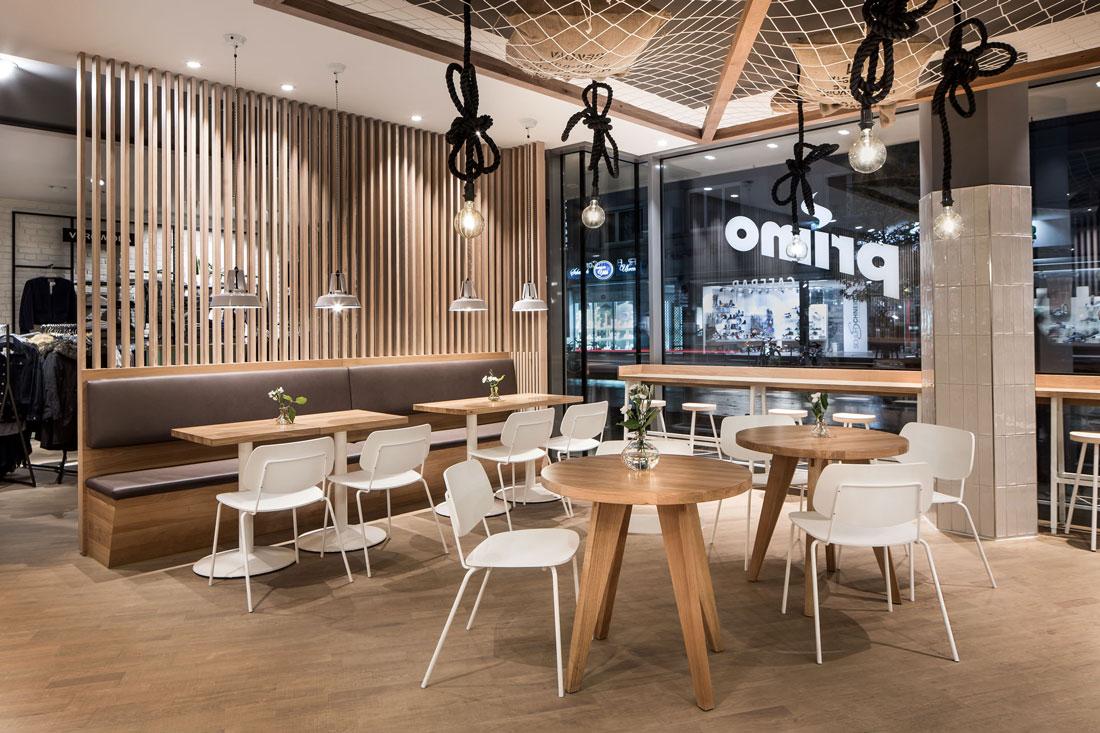Primo Cafe Bar Tubingen Attitude Interior Design Magazine