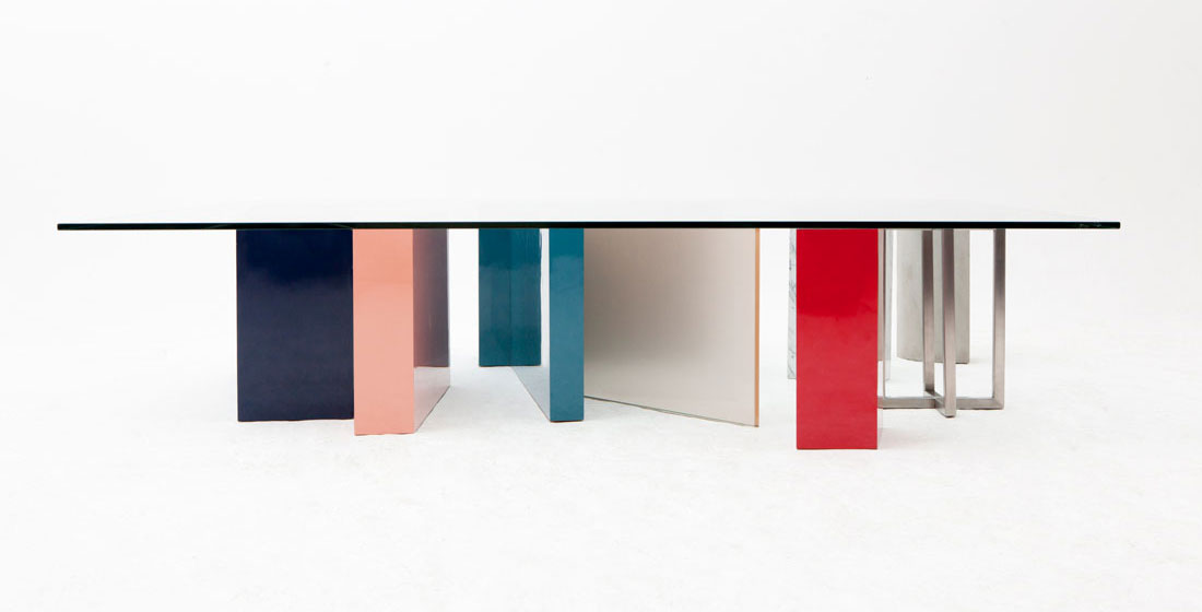 Non Objective Table by Atelier Aveus
