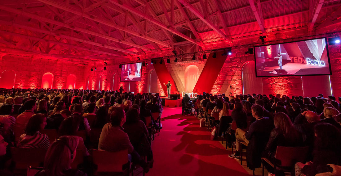 TEDxPorto: when words generate trust