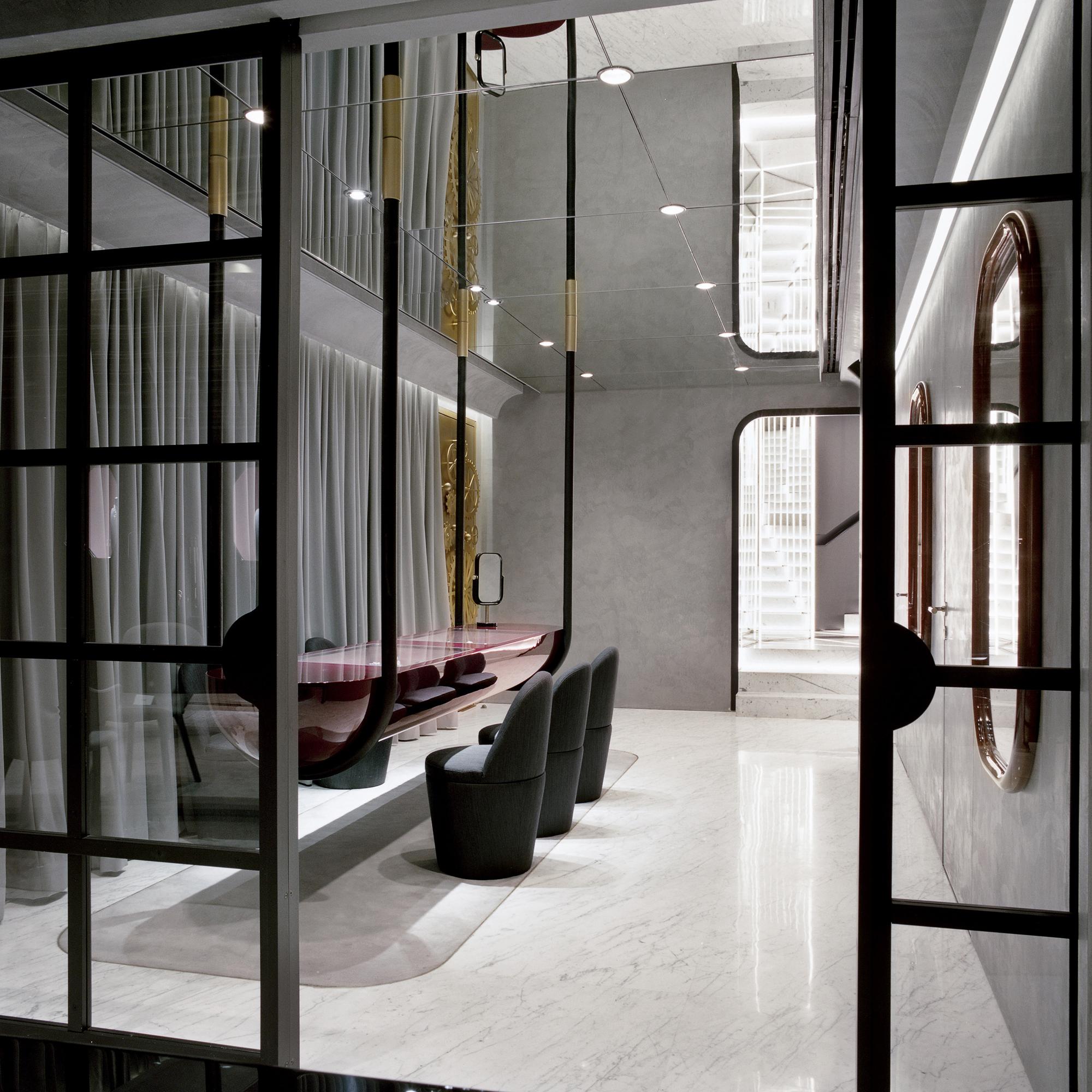Nirav Modi Store Attitude Interior Design Magazine