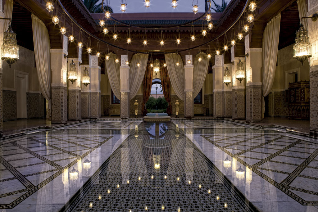 Royal Mansour Marrakech voted the best hotel in Africa by Condé Nast Traveler