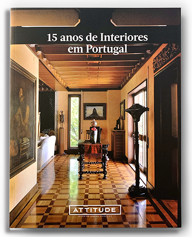 Book 15 years of Interiors in Portugal