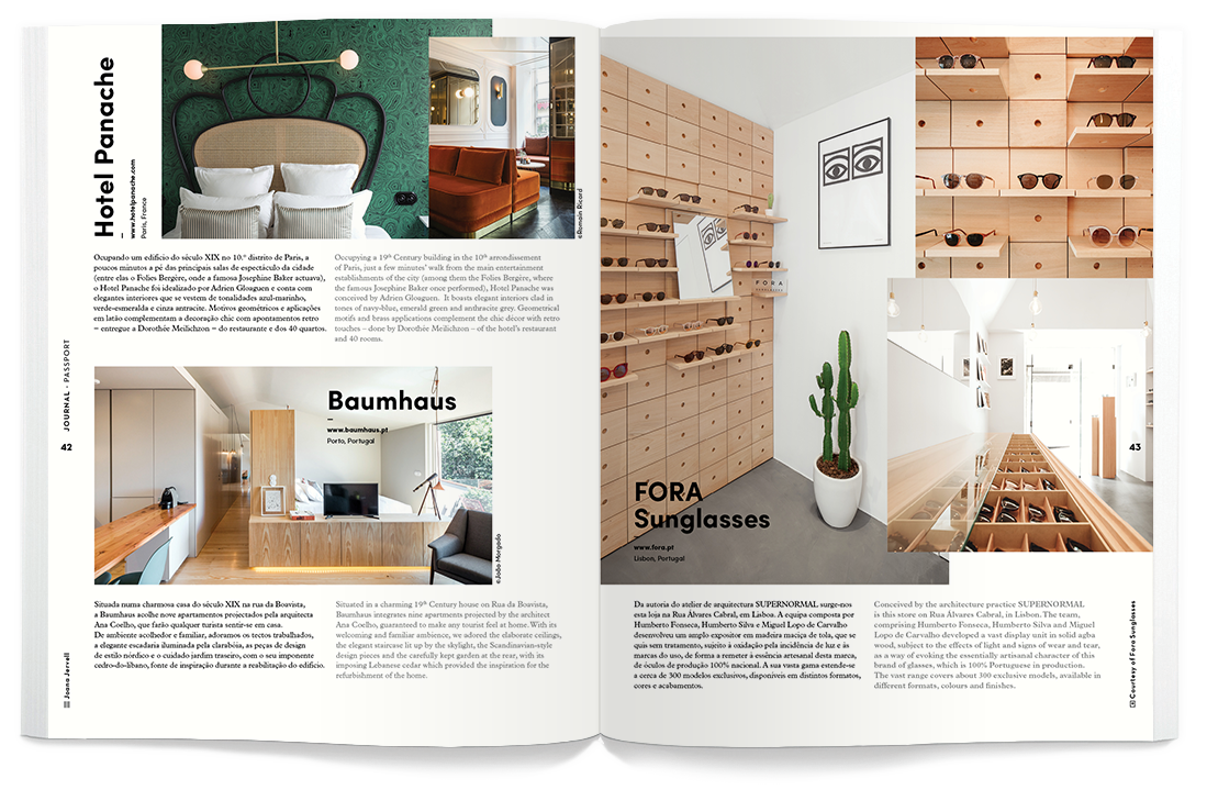 Interior design magazine article for Interior design magazin